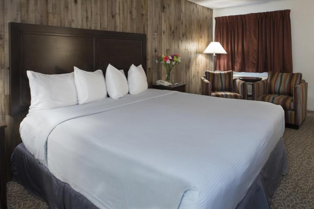 Mission Inn & Suites - King bed