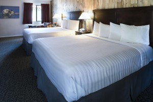 Mission Inn & Suites - Guest Room with 2 Beds